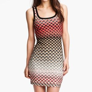 BAILEY 44 Mastermind Print Body-Con Dress